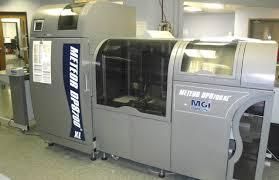 High quality digital printing at JP Graphics