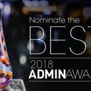 Silicon Valley Admin Awards