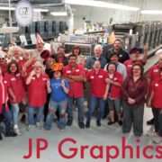 JP Graphics support Red Nose Day