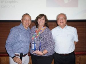 JP Graphics Wins Duplo USA Award for specialty finishing